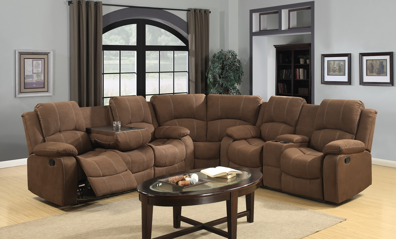 U3118 Java Sectional